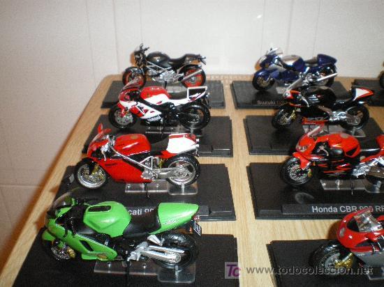 Motos a escala: - Foto 2 - 16973900