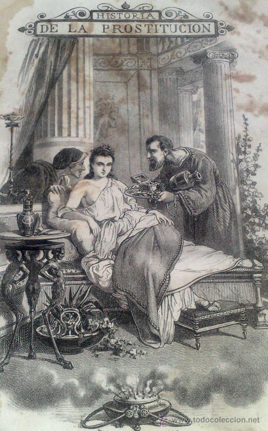 prostitutas e prostitutas del siglo xvi