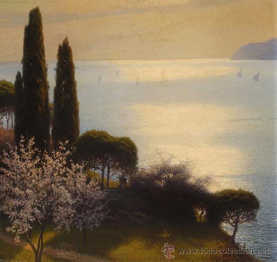 José Nogue Masso (1880-1973). Excelente Pintor