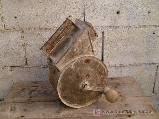 Antigua maquina gotel artesana la de manolo y comprar for Gotele sin maquina