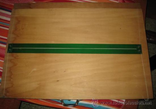 mesa de dibujo hecha en madera por carpintero p  Comprar en
