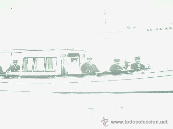 Militaria: Los Sres. Duques de Madrid en su Lancha Automovil (Ondarroa). - Foto 25 - 19880132