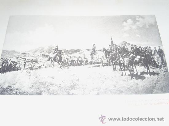 Militaria: Palacio Loredan , (Cuarto de las Batallas) Batalla de Somorrostro. - Foto 27 - 19880132
