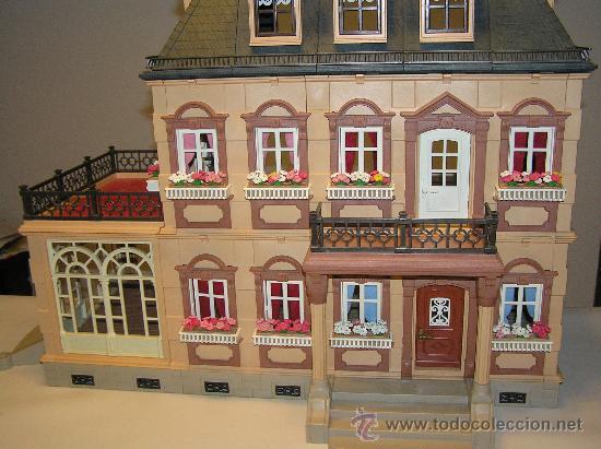 Playmobil victoriano 5300 casa victoriana comprar for Casa playmobil precio
