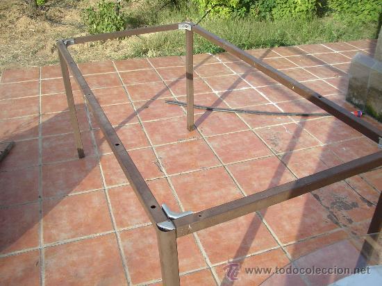 Estructura de mesa en hierro es desmontable comprar - Estructuras para mesas ...