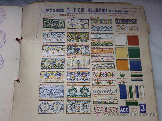 Libro muestra de azulejos decorativos comprar libros for Muestras de azulejos