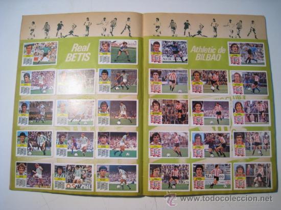 Álbum de fútbol completo: - Foto 3 - 22136212