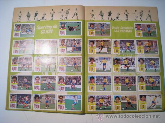 Álbum de fútbol completo: - Foto 4 - 22136212