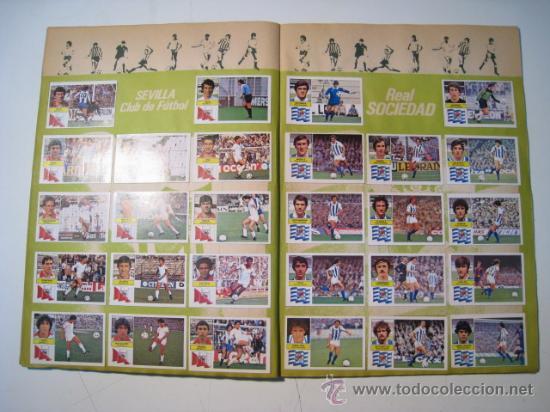 Álbum de fútbol completo: - Foto 5 - 22136212