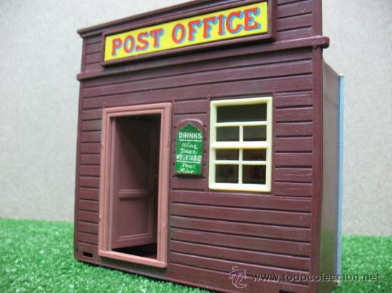 Modulo de fuerte del oeste oficina postal comprar for Oficina western union alicante