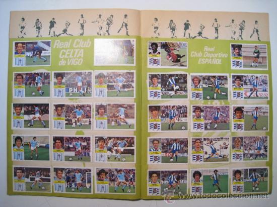 Álbum de fútbol completo: - Foto 6 - 22136212