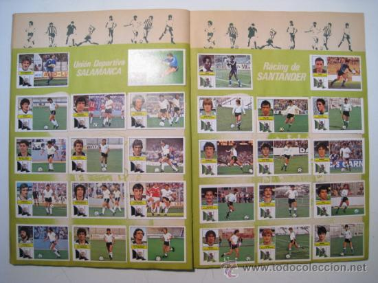 Álbum de fútbol completo: - Foto 8 - 22136212