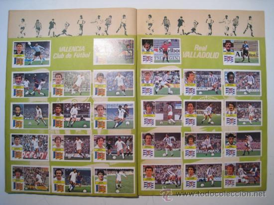 Álbum de fútbol completo: - Foto 9 - 22136212