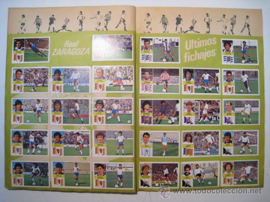 Álbum de fútbol completo: - Foto 10 - 22136212