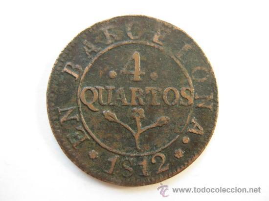 moneda napoleón 4 quartos