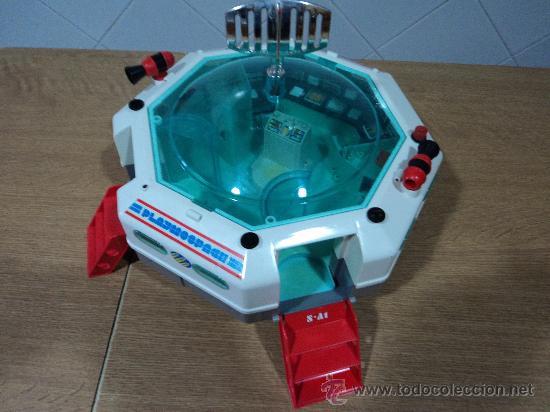 Playmobil nave espacial a o 1980 comprar playmobil en for Nave espacial playmobil
