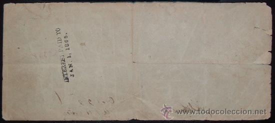 Billetes extranjeros: Reverso - Foto 2 - 27434157
