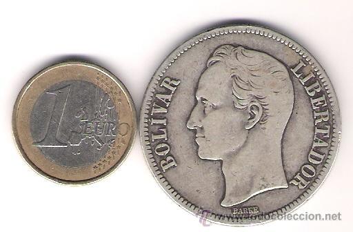 Monedas antiguas de América: COMPARACION UN EURO. - Foto 3 - 26039770