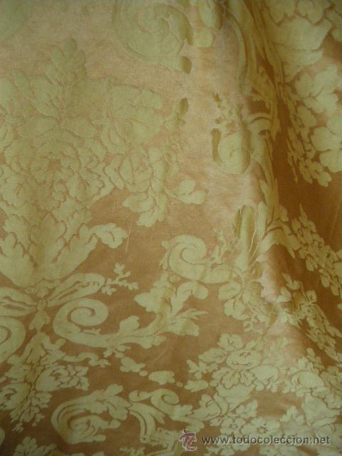 Especial telas antiguas cortinas antiguas broca comprar - Telas acolchadas online ...