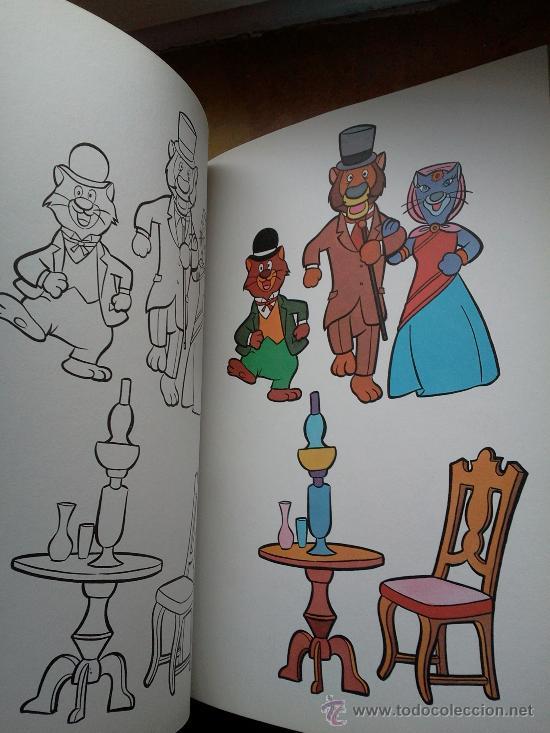 dibujos para colorear willy fog