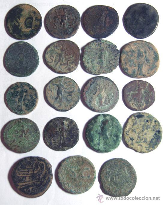 Monedas Imperio Romano: - Foto 2 - 27626818