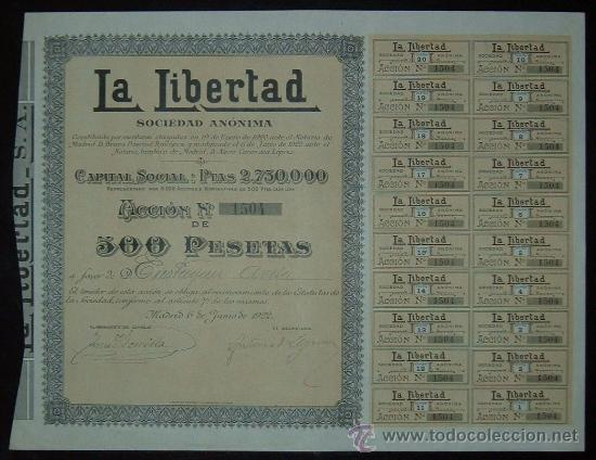 Coleccionismo Acciones Españolas: - Foto 2 - 28116078