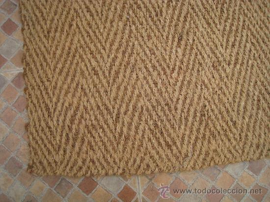 Alfombra o estera de cuerda vegetal sisal o pi comprar - Alfombras de cuerda ...