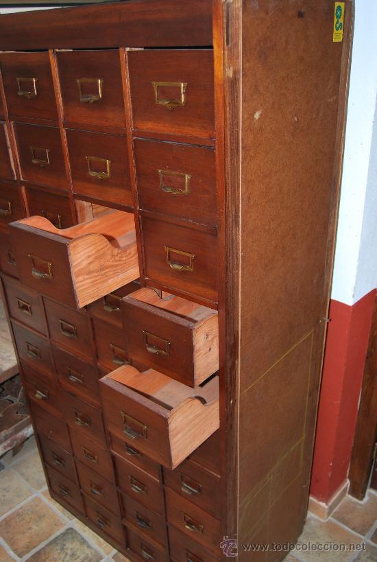 mueble oficios / armario biblioteca o archivado - Comprar Armarios ...