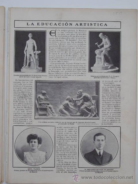 Recorte prensa 1907 alicante botijo orden bot comprar - Stock uno alicante ...