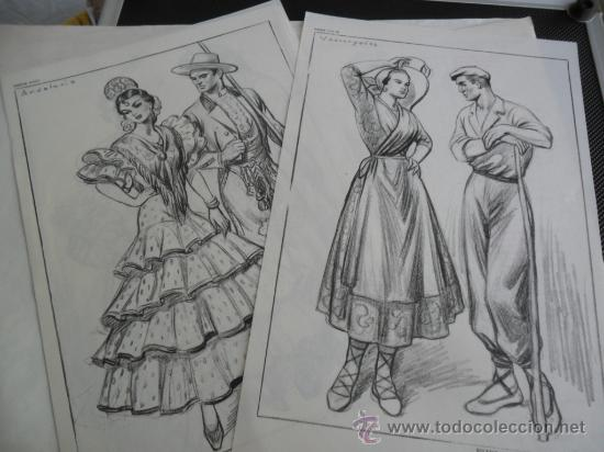 Lecciones de dibujo por emilio freixas serie 2 comprar l minas antiguas en todocoleccion - Laminas de dibujo artistico ...