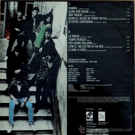 Discos de vinilo: Parte posterior del disco - Foto 2 - 29070777