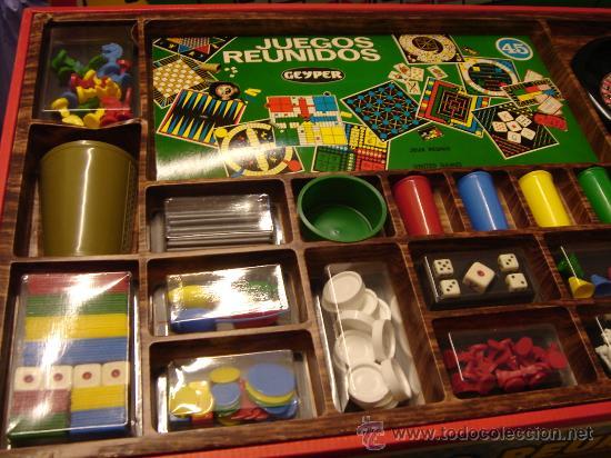 Juegos Reunidos Geyper 45 Nuevo Sin Uso Comprar Juegos De