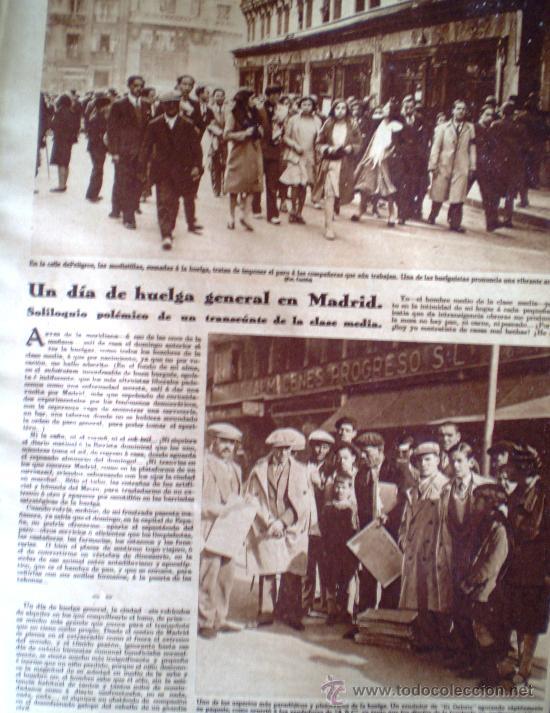 Coleccionismo de Revistas y Periódicos: - Foto 5 - 30135043