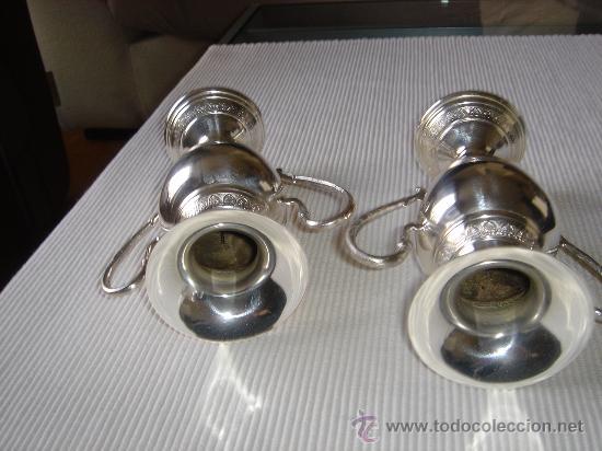 Jarrones en metal plateados comprar orfebrer a religiosa y cofrade en todocoleccion 30545411 - Jarrones plateados ...
