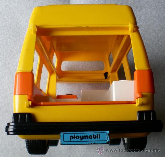 Playmobil autocaravana camper comprar playmobil en for Autocaravana playmobil