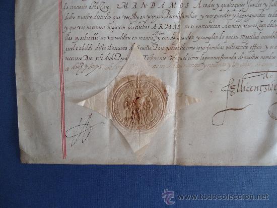 Manuscritos antiguos: - Foto 3 - 30747524