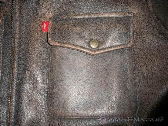 levis de hombre marron color Comprar chaqueta cuero Moda vintage BpdwqIxI8