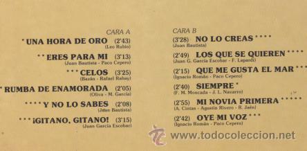 Discos de vinilo: CANCIONES - Foto 2 - 31526513