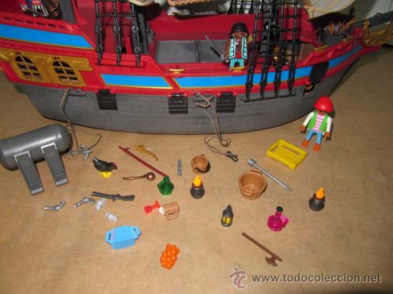 Barco pirata playmobil 3940 comprar playmobil en for Barco pirata playmobil