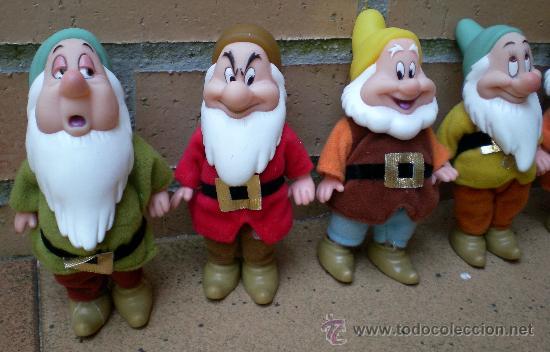 Mu ecos los 7 enanitos de blancanieves de dis comprar otras mu ecas en todocoleccion 31969604 - Casa blancanieves simba ...