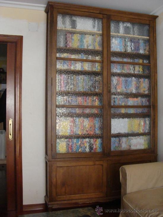 Librer a antigua de despacho de casta o comprar for Armarios para despachos