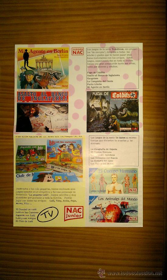 Juegos de mesa: - Foto 2 - 32054158
