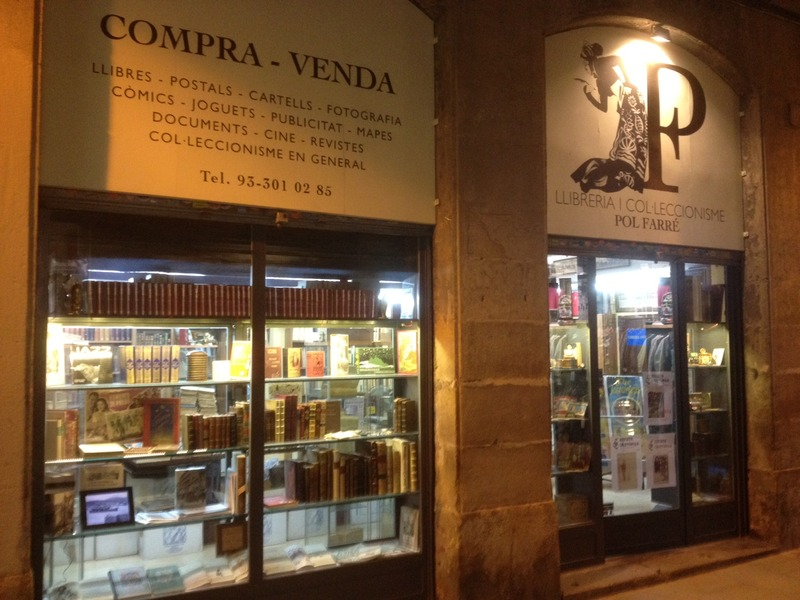 Libreria. c/ Bertrellans, nº 3. 08002 Barcelona.
