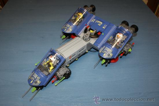 Todolandia nave espacial playmobil serie 3080 comprar for Nave espacial playmobil