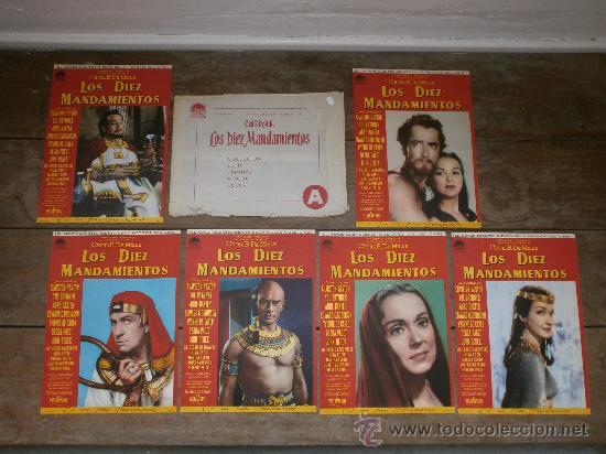 Fotocromos originales de la pelicula los diez m comprar for Oficinas seur valencia