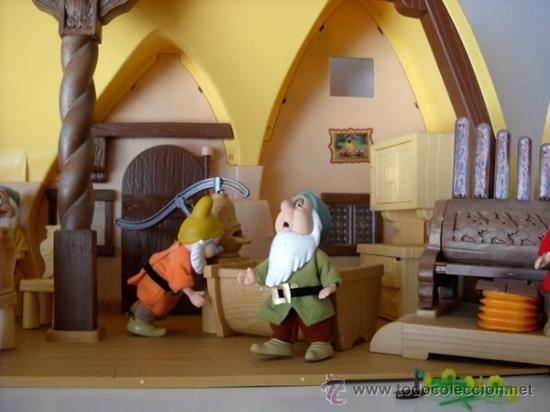 Casa simba blancanieves y los siete enanitos s comprar for Complementos casa