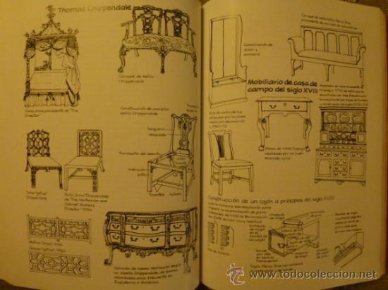 Historia dibujada del mueble occidental antig comprar for Historia del mueble pdf