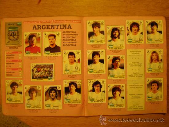 Álbum de fútbol completo: - Foto 5 - 33737538