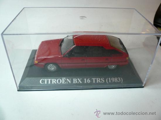 citroen bx 16 trs altaya espa a 1983 comprar coches a escala 1 43 en todocoleccion 34909846. Black Bedroom Furniture Sets. Home Design Ideas
