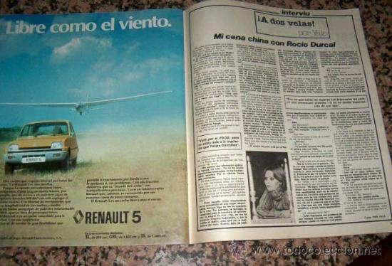 Coleccionismo de Revistas y Periódicos: - Foto 4 - 34823902